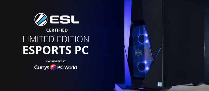 UK gamers can get their hands on this limited edition PC at Currys PC World and PC Specialist.