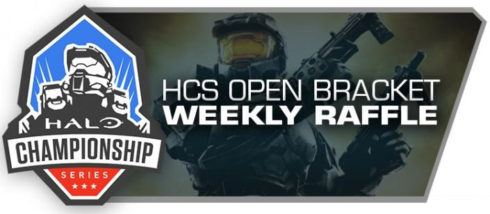 sign up for the halo championship series open bracket and win cool sign up for the halo championship series open bracket and win cool prizes in the hcs open bracket weekly raffle