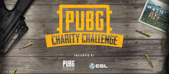 The $500,000 PLAYERUNKNOWN's Charity Challenge prize
